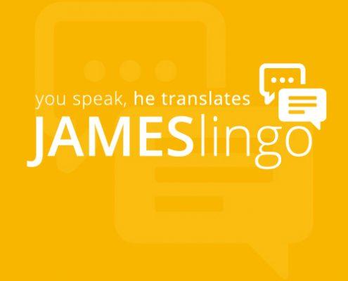 JAMESlingo - Mehrsprachige Software zur Übersetzung